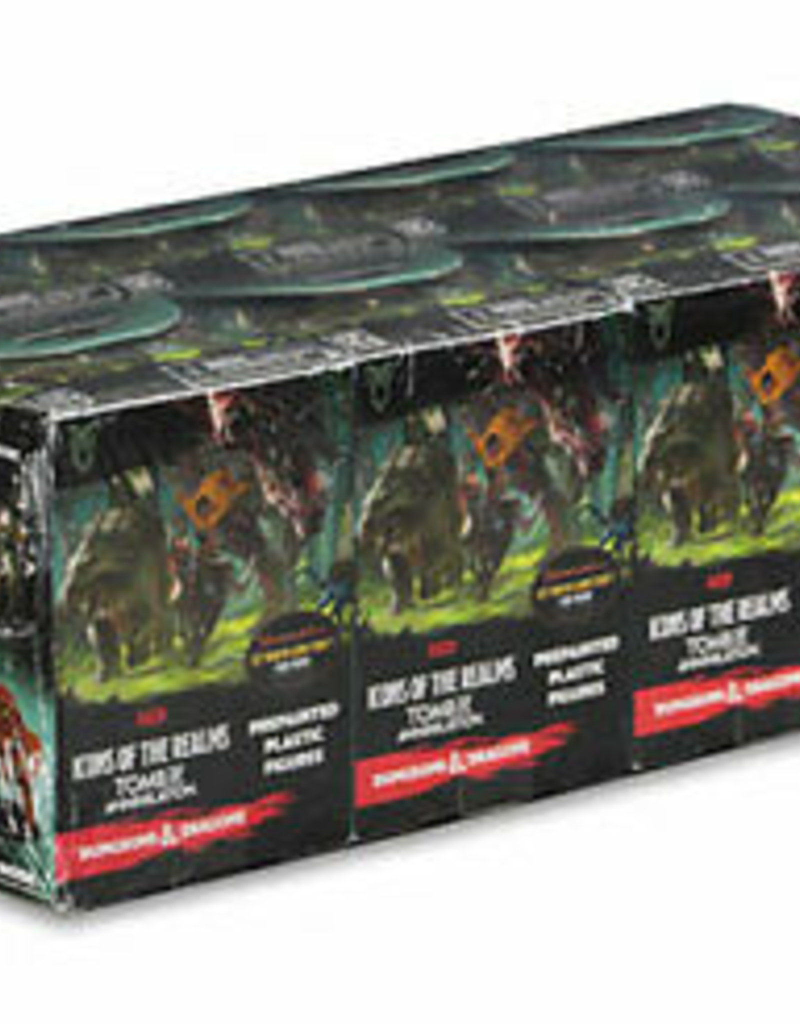 Wizkids D&D Icons of the Realms Tomb of Annihilation Brick (8)