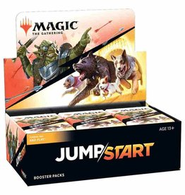 Wizards of the Coast MtG Core Set 2021 Jumpstart Booster Display (24 Boosters)