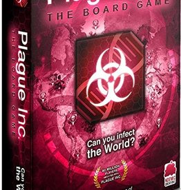 Ndemic Creations Plague Inc.