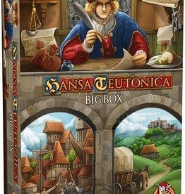 White Goblin Games Hansa Teutonica Big Box (NL)