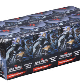 Wizkids D&D Icons of the Realms Monster Menagerie III Brick (8)