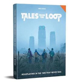 Free League Publishing Tales from the Loop (80s Era RPG)
