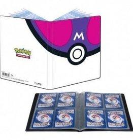Ultra Pro Portfolio Pokemon Master Ball 4-Pocket