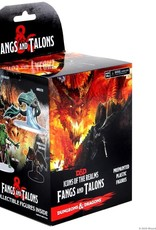 Wizkids D&D Icons of the Realms Fangs and Talons Booster