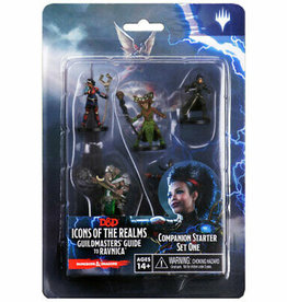 Wizkids D&D Icons of the Realms Ravnica Companion Starter One