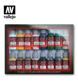 Vallejo Vallejo Game Color Introduction Set