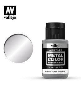 Vallejo Vallejo Airbrush Paint Aluminium (32ml)