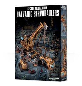 Games Workshop Sector Mechanicus-Galvanic Servo-haulers