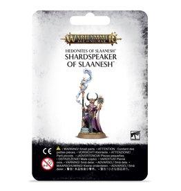 Games Workshop Hedonites of Slaanesh Shardspeaker of Slaanesh