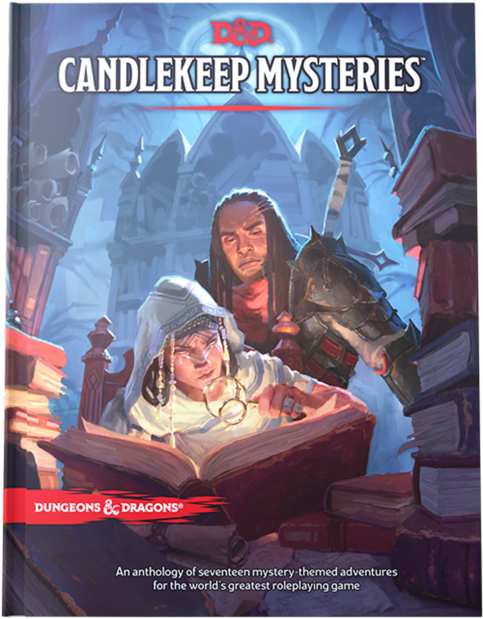 Wizards of the Coast D&D 5th ed. Candlekeep Mysteries
