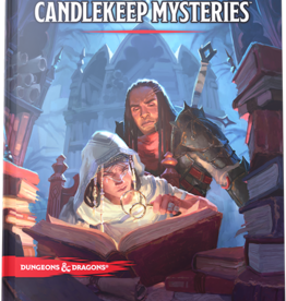 Wizards of the Coast D&D 5th ed. Candlekeep Mysteries Pre-order