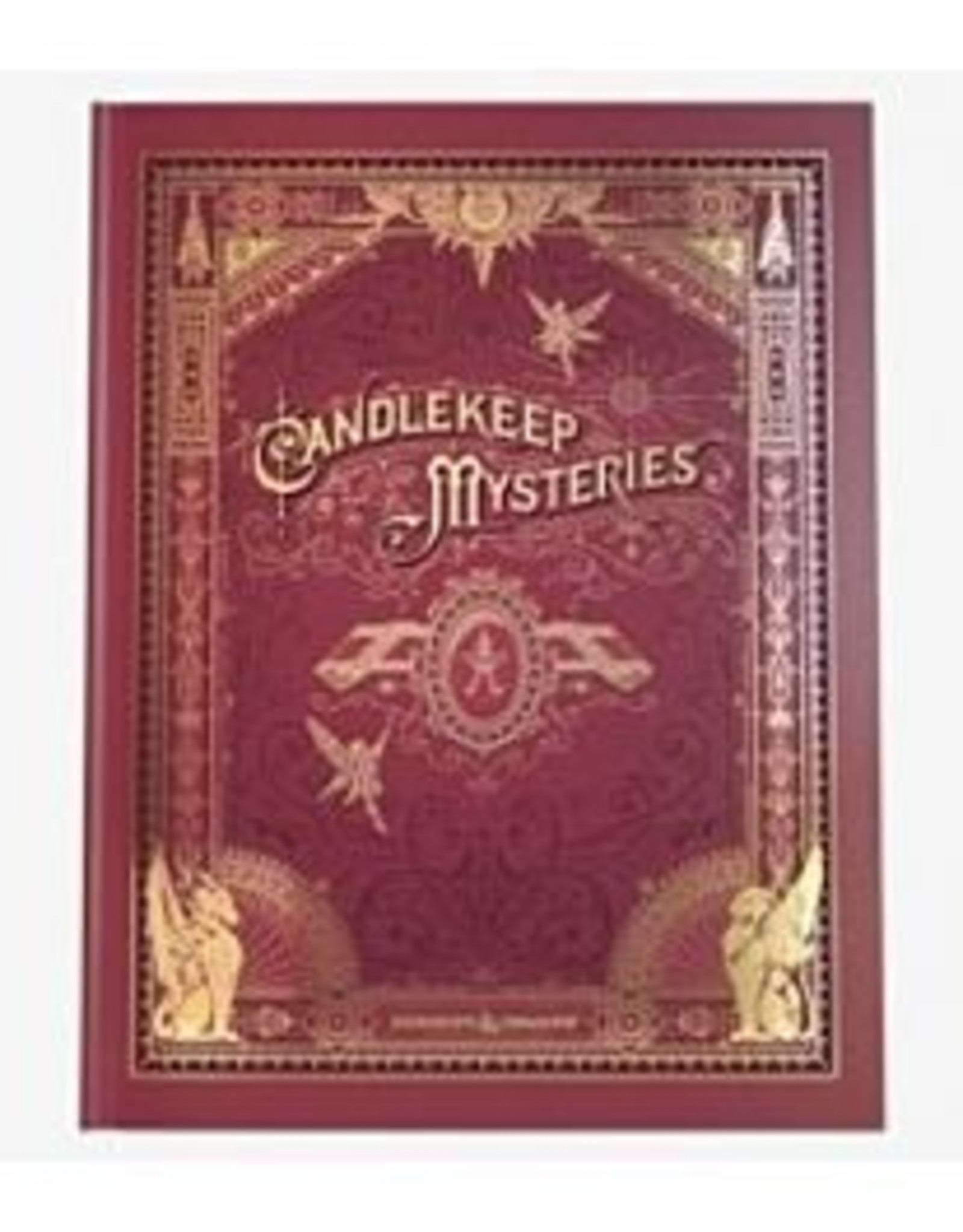 Wizards of the Coast D&D 5th ed. Candlekeep Mysteries Ltd Edition