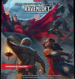 Wizards of the Coast D&D 5th ed. Van Richten's Guide to Ravenloft