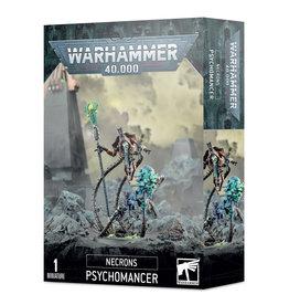 Games Workshop Necrons Psychomancer