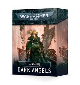 Games Workshop Datacards Dark Angels