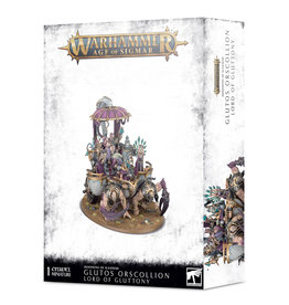 Games Workshop Hedonites of Slaanesh Glutos Orscollion Lord of Gluttony