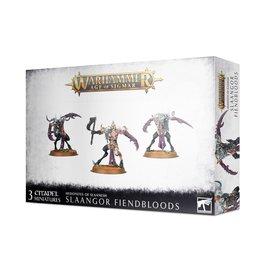 Games Workshop Hedonites of Slaanesh Slaangor Fiendbloods