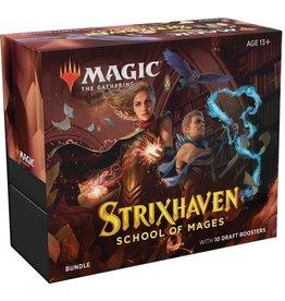 Wizards of the Coast MtG Strixhaven: School of Mages Bundle Pre-order