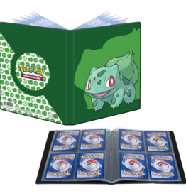 Ultra Pro Portfolio Pokemon Bulbasaur 4-Pocket