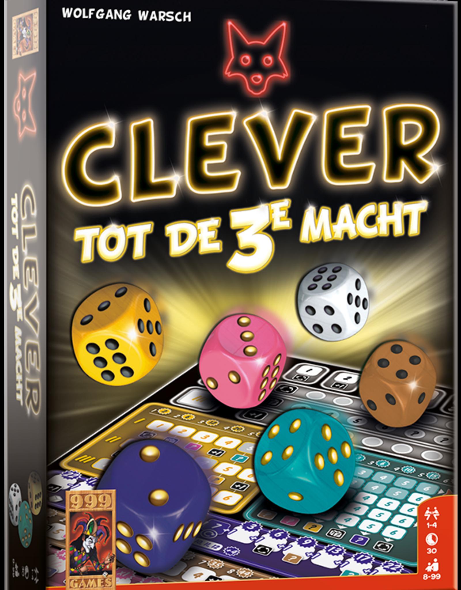 999-Games Clever tot de 3e Macht (NL)