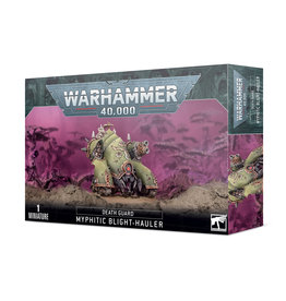 Games Workshop Death Guard easy to build Myphitic Blight-Hauler