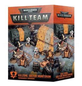 Games Workshop Kill Team Killzone: Sector Munitorum