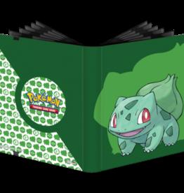 Ultra Pro Pro Binder Pokemon Bulbasaur 9-pocket