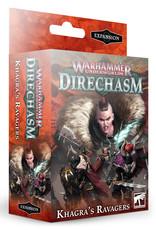 Games Workshop Warhammer Underworlds Khagra's Ravagers