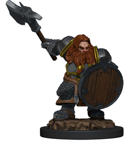 Wizkids D&D Icons of the Realms Dwarf Fighter, Male 2