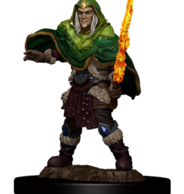Wizkids D&D Icons of the Realms Elf Fighter, Male