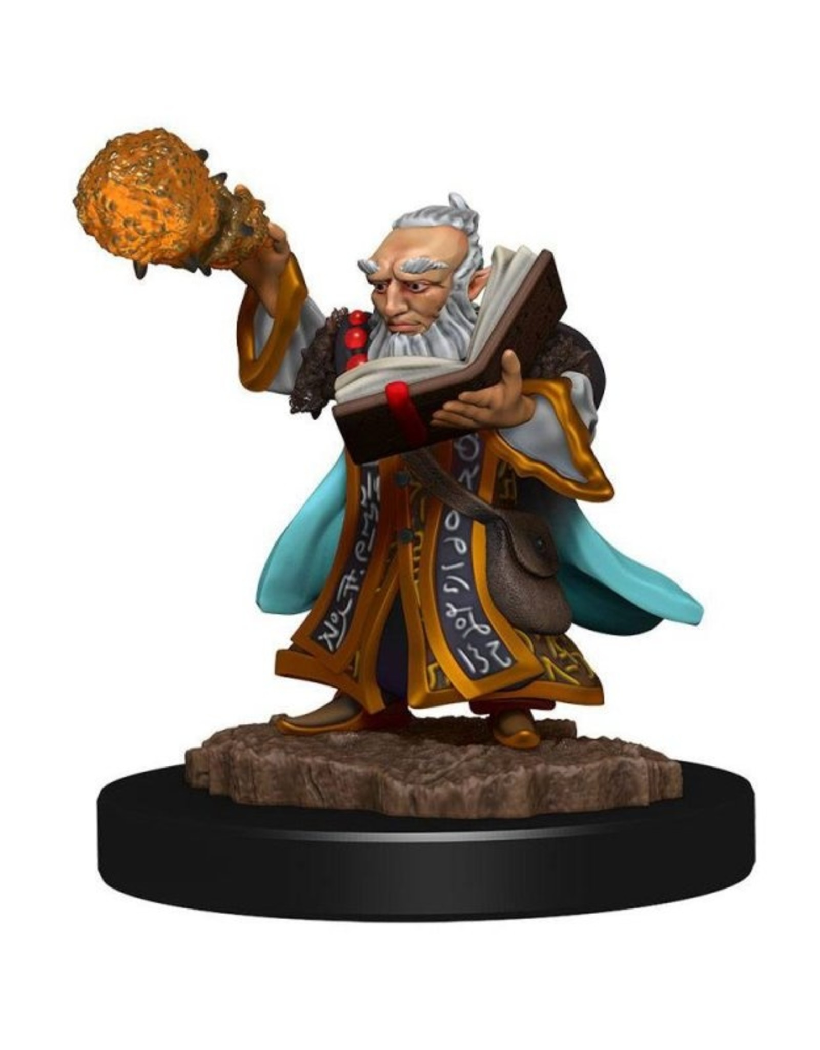 Wizkids D&D Icons of the Realms Gnome Wizard, Male