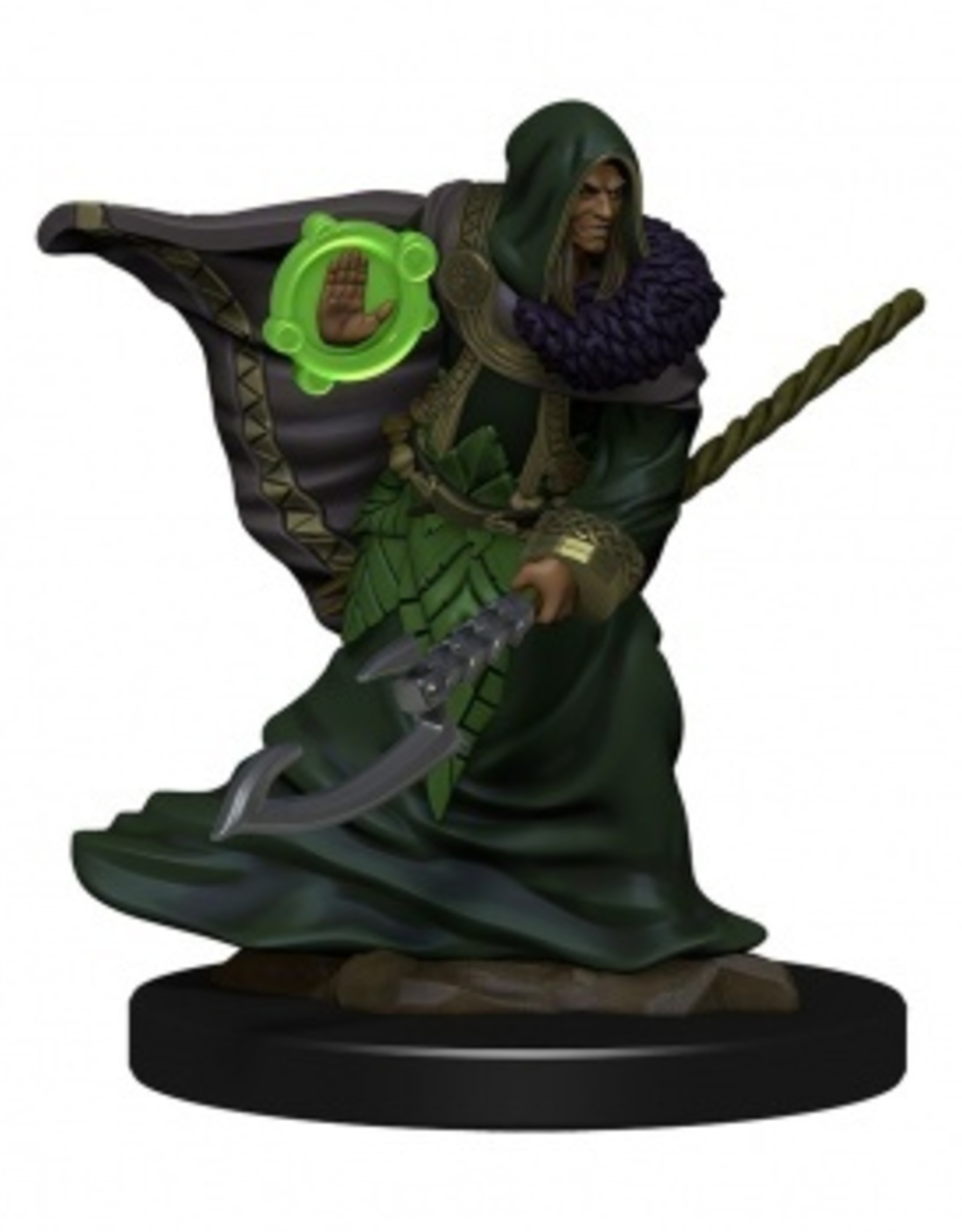 Wizkids D&D Icons of the Realms Elf Druid, Male