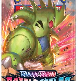 Pokemon USA POK S&S Battle Styles Booster
