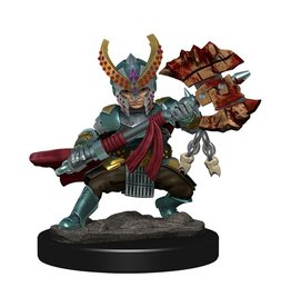 Wizkids D&D Icons of the Realms Halfling Fighter, Female