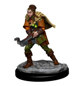 Wizkids D&D Icons of the Realms Human Ranger, Female
