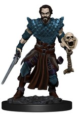 Wizkids D&D Icons of the Realms Human Warlock, Male