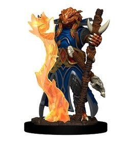 Wizkids D&D Icons of the Realms Dragonborn Sorcerer, Female