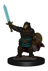 Wizkids D&D Icons of the Realms Dwarf Paladin, Female