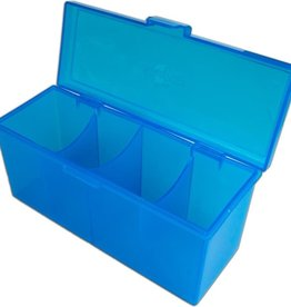 ADC Blackfire Blackfire 4-Compartment Storage Box Blue