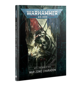Games Workshop Warhammer 40.000 Charadon Act 1: Book of Rust