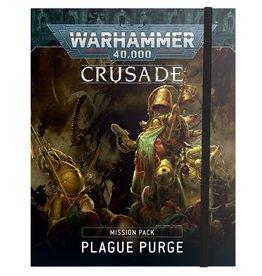 Games Workshop Warhammer 40.000 Crusade: Plague Purge Mission Pack