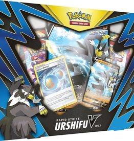 Pokemon USA POK Urshifu Battle Style V Box