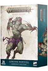 Games Workshop Age of Sigmar Broken Realms: Mortevell's Helcourt