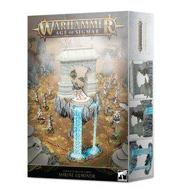 Games Workshop Lumineth Realm-Lords Shrine Luminor
