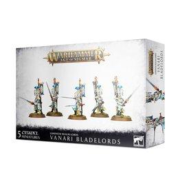 Games Workshop Lumineth Realm-Lords Vanari Bladelords