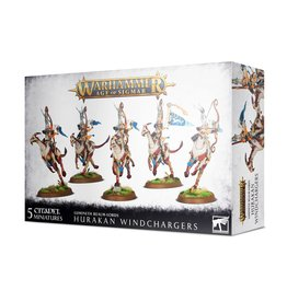 Games Workshop Lumineth Realm-Lords Hurakan Windchargers