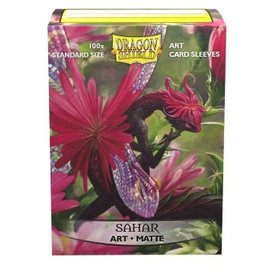 Dragonshield Dragonshield 100 Box Sleeves Art Matte Sahar