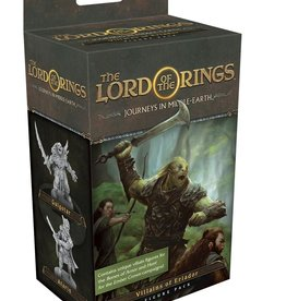Fantasy Flight Games Lord of the Rings Journeys in Middle-Earth: Villains of Eriador Figure Pack (EN)