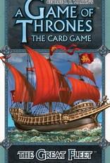 Fantasy Flight Games A Game of Thrones LCG: The Great Fleet