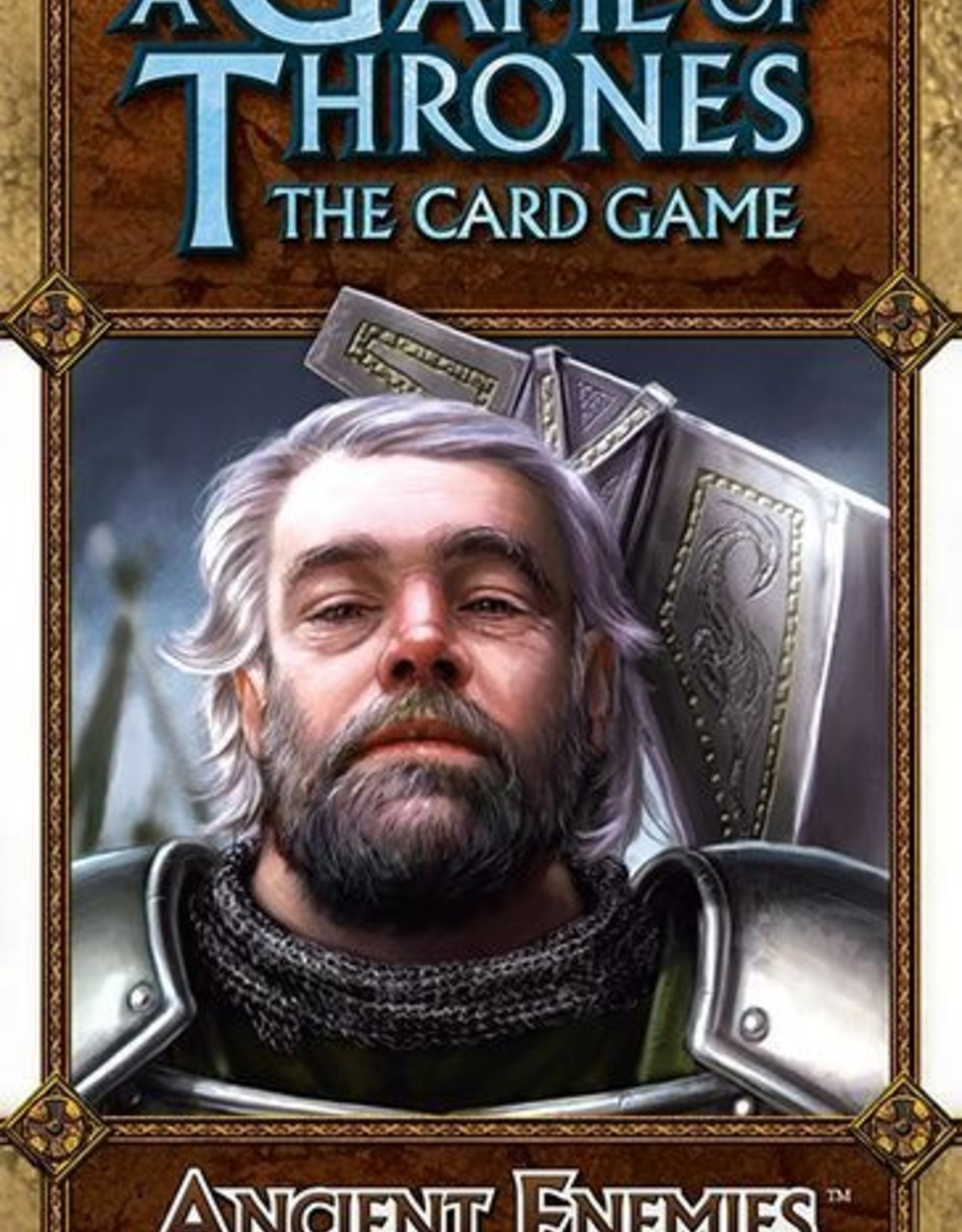 Fantasy Flight Games A Game of Thrones LCG: Ancient Enemies Chapter Pack